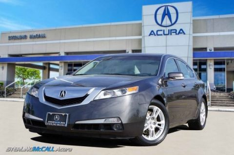 Pre-Owned 2010 Acura TL 1-Owner * Leather, Sunroof