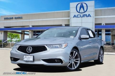 Pre-Owned 2019 Acura TLX Advance Pkg NAVI SUNROOF HEATED COOLED LEATHER CERTIFIED