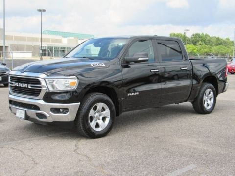Pre-Owned 2019 Ram 1500 4WD Lone Star