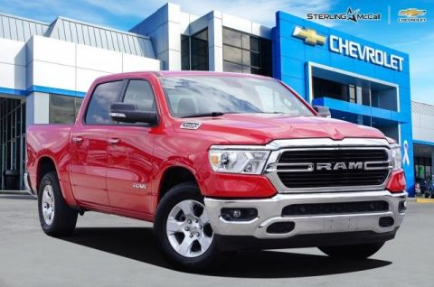 Pre-Owned 2019 Ram 1500 Big Horn/Lone Star....