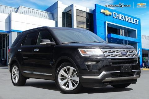 Pre-Owned 2019 Ford Explorer Limited...