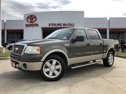 Pre-Owned 2008 Ford F-150 Lariat