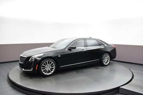 Pre-Owned 2016 Cadillac CT6 Luxury RWD