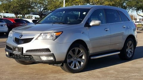 Pre-Owned 2011 Acura MDX Advance/Entertainment Pkg