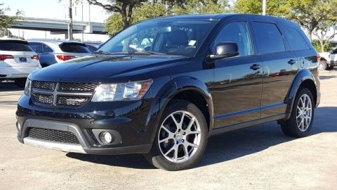 Pre-Owned 2015 Dodge Journey R/T LEATHER, NAVIGATION, BACK UP CAMERA, THIRD ROW SEAT