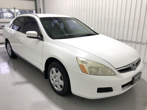 Pre-Owned 2007 Honda Accord Sdn LX
