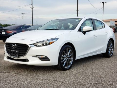 Pre-Owned 2018 Mazda3 4-Door Touring
