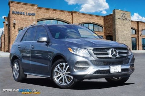 Pre-Owned 2018 Mercedes-Benz GLE GLE 350 *** PREMIUM 1 PACKAGE ***