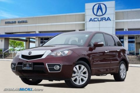 Pre-Owned 2012 Acura RDX Sunroof, Heated Leather Seats, Rear Camera