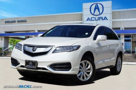 Pre-Owned 2018 Acura RDX Acura Certified CPO, 1-Owner, 7YR / 100,000 Mile Warranty