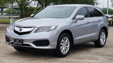 Certified Pre-Owned 2017 Acura RDX SUV
