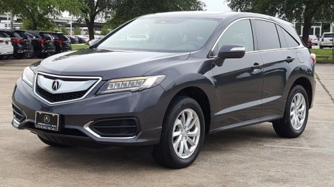 Certified Pre-Owned 2016 Acura RDX with Technology and AcuraWatch Plus Packages