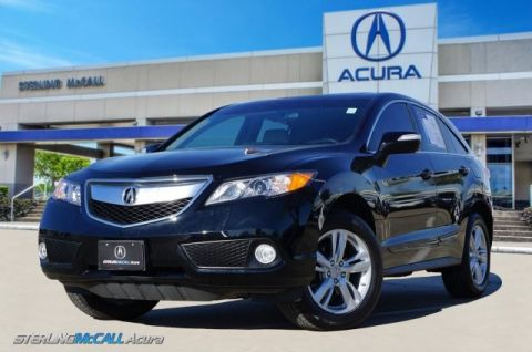 Pre-Owned 2014 Acura RDX w/ Technology Pkg * Heated Seats, NAV, Sunroof *