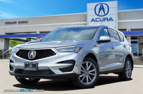 New Acura RDX In Houston Sterling McCall Acura - Acura rdx lease prices paid