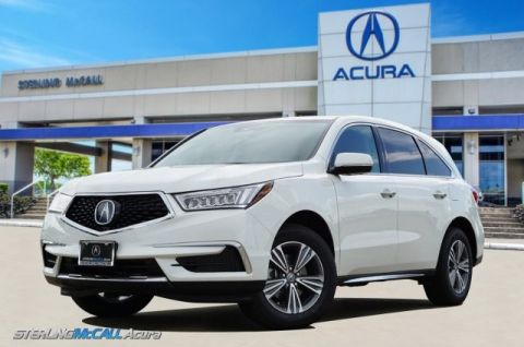 New Acura MDX For Sale In Houston TX Sterling McCall Acura - Acura mdx for sale