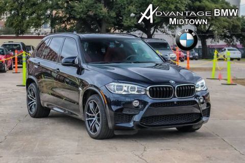 Pre-Owned 2017 BMW X5 M