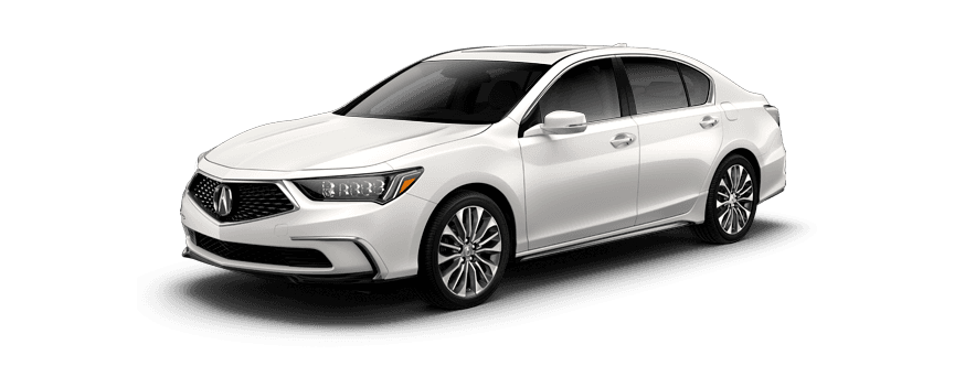 Acura RLX For Sale In Houston Shop Now At Sterling McCall Acura - 2018 acura rl for sale