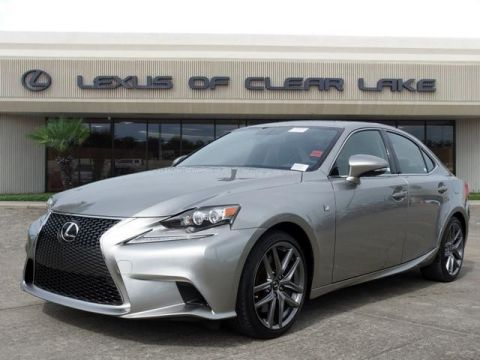 Pre-Owned 2016 Lexus IS 200t FSPORT NAVIGATION