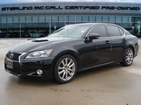 Pre-Owned 2013 Lexus GS 350 Premium Pkg w/Navigation