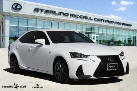 Pre-Owned 2017 Lexus IS IS 350 F Sport