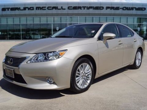 Pre-Owned 2014 Lexus ES 350 Luxury Pkg w/Navigation