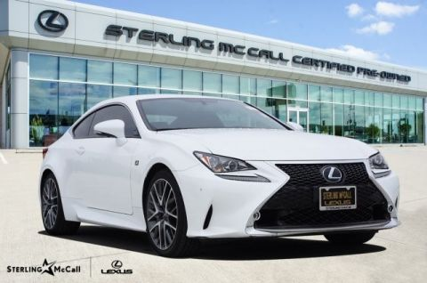 Pre-Owned 2016 Lexus RC 350 FSPORT
