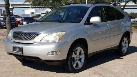 Pre-Owned 2005 Lexus RX 330 LEATHER SNRF