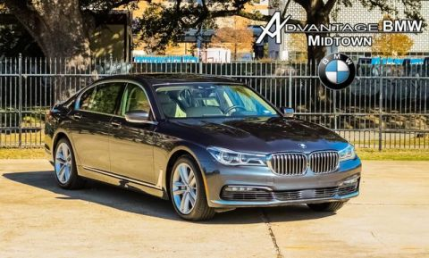 Pre-Owned 2017 BMW 7 Series 750i xDrive EXECUTIVE DRIVASSIST/PLUS/II