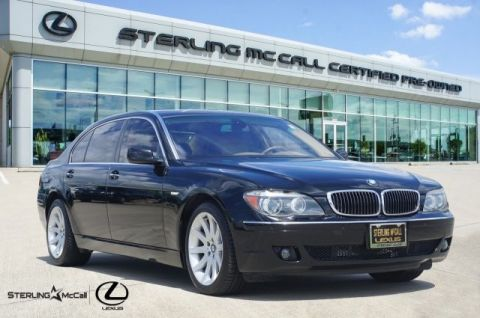 Pre-Owned 2006 BMW 7 Series 750Li
