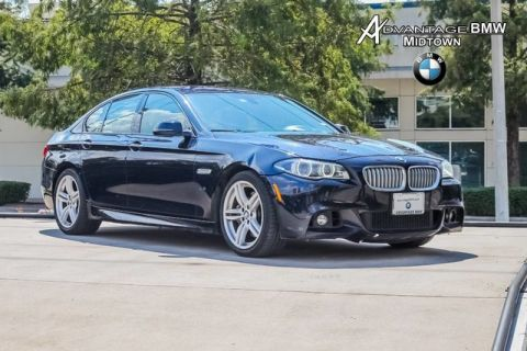 Pre-Owned 2016 BMW 5 Series 550i
