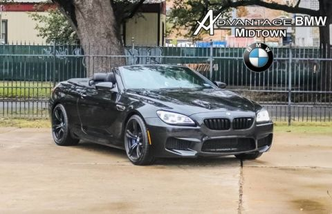 Pre-Owned 2016 BMW M6 RWD CONV EXEC DR ASSIST PLUS B&O